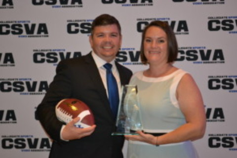2019 Bob Matey National Video Coordinator of The Year – Christian Fiero – Kentucky